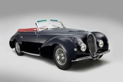 @1946 Delahaye 135 Cabriolet by Graber - 15