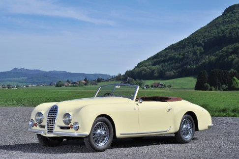 @1947 Talbot-Lago T26 Record Drophead Coupé - 9
