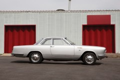 @1961 Abarth 2200 Coupé by Allemano - 22