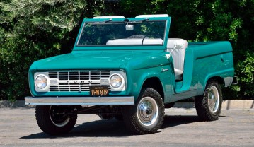 @1966 Ford Bronco - 1