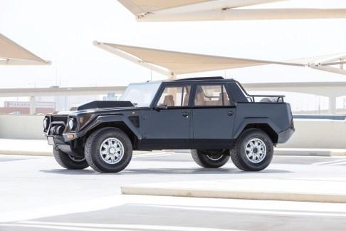 @1990 Lamborghini LM002-12188 - 1