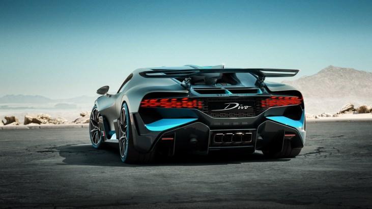 @Bugatti Divo - 1