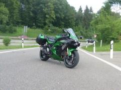 @Kawasaki H2 SX SE - 2