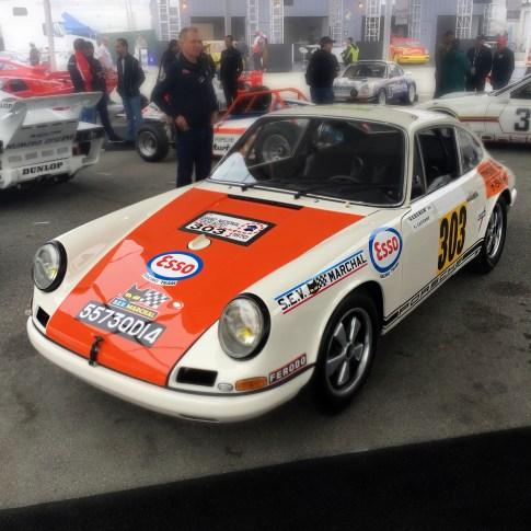 1967 Porsche 911 R, #11899003 - 1