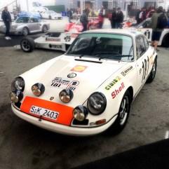 1967 Porsche 911 R, #11899005 - 1