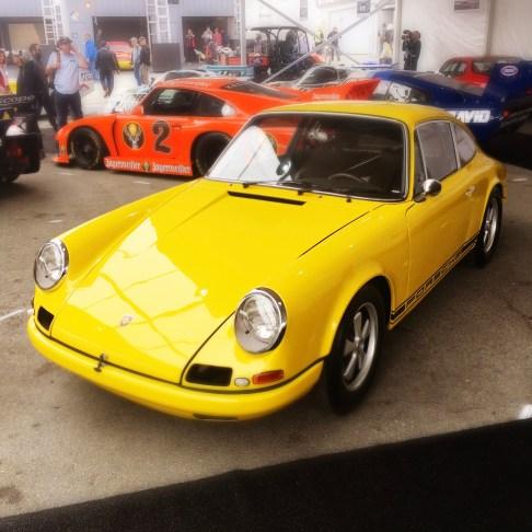 1967 Porsche 911 R (Prototyp), #307670 - 1 (1)