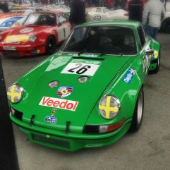 1972 Porsche 911 ST, #9112500335 - 1