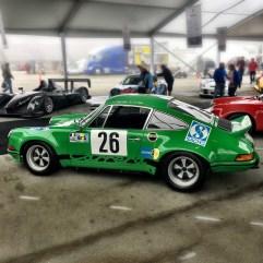 1972 Porsche 911 ST, #9112500335 - 4