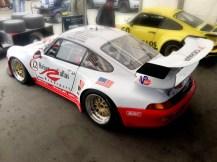 1997 Porsche 911 RSR, #8017 2 - 1
