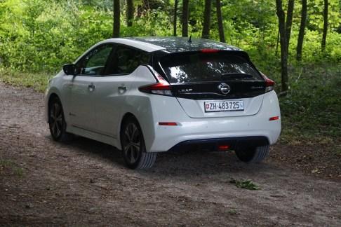 @Test Nissan Leaf - 24
