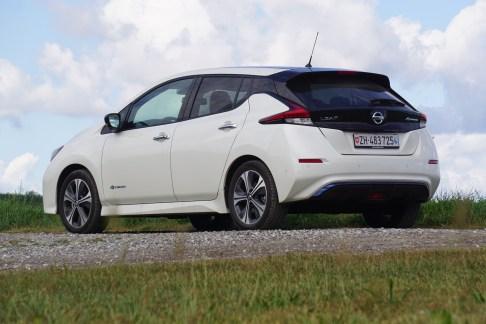 @Test Nissan Leaf - 34