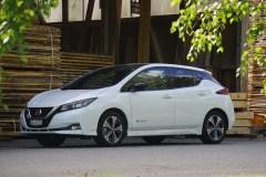 @Test Nissan Leaf - 6