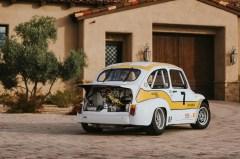 @1967 FIAT-ABARTH 1000TC BERLINA CORSA - 17