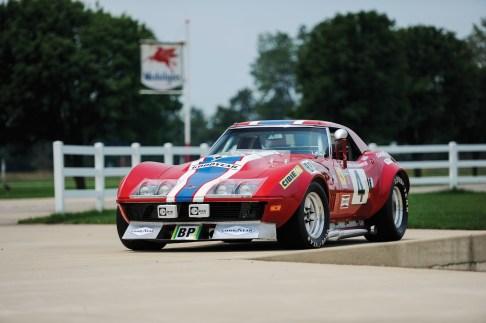 @1968 Chevrolet Corvette L88 RED-NART Le Mans - 7