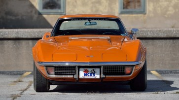 @1971 CHEVROLET CORVETTE ZR2 CONVERTIBLE - 14