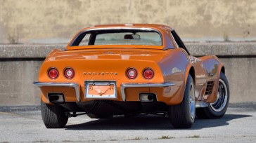 @1971 CHEVROLET CORVETTE ZR2 CONVERTIBLE - 18