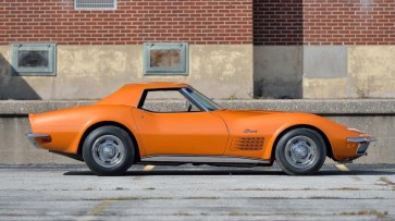 @1971 CHEVROLET CORVETTE ZR2 CONVERTIBLE - 2