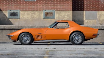 @1971 CHEVROLET CORVETTE ZR2 CONVERTIBLE - 8