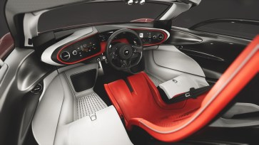 @McLaren Speedtail - Details - 2