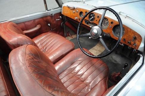@1947 BENTLEY MK VI CABRIOLET - 4