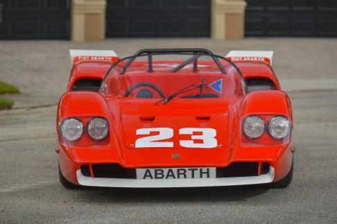 @1969 ABARTH SE010 2000 SPORT SPIDER - 5