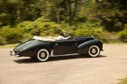 @Graber-1947 BENTLEY MKVI DROPHEAD COUPÉ - 2