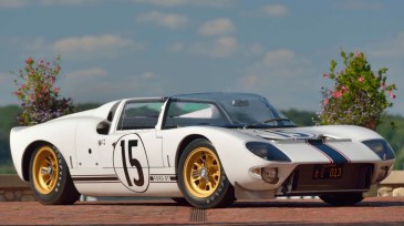 @1965 FORD GT COMPETITION PROTOTYPE ROADSTER - 1