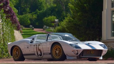 @1965 FORD GT COMPETITION PROTOTYPE ROADSTER - 13