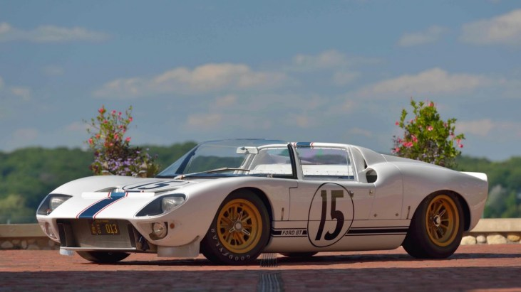 @1965 FORD GT COMPETITION PROTOTYPE ROADSTER - 2