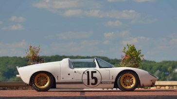 @1965 FORD GT COMPETITION PROTOTYPE ROADSTER - 3