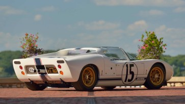 @1965 FORD GT COMPETITION PROTOTYPE ROADSTER - 4