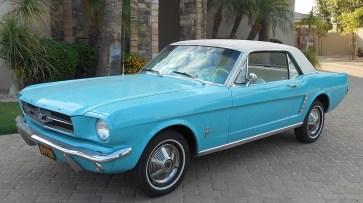 @1964 Mustang 170ci - 1