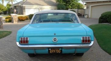 @1964 Mustang 170ci - 3