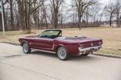 @1964 Mustang 260ci - 13