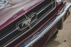 @1964 Mustang 260ci - 4