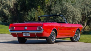 @1965 FORD MUSTANG CONVERTIBLE-200 - 3