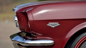@1965 FORD MUSTANG CONVERTIBLE-289 - 10