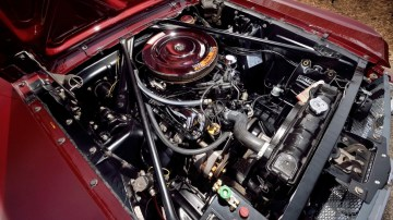 @1965 FORD MUSTANG CONVERTIBLE-289 - 7