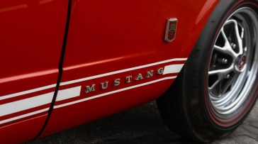 @1965 FORD MUSTANG GT FASTBACK-289 - 10