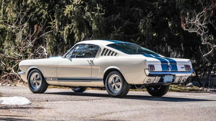 @1965 SHELBY GT350 - 2