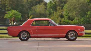 @1966 FORD MUSTANG GT-Coupé - 2