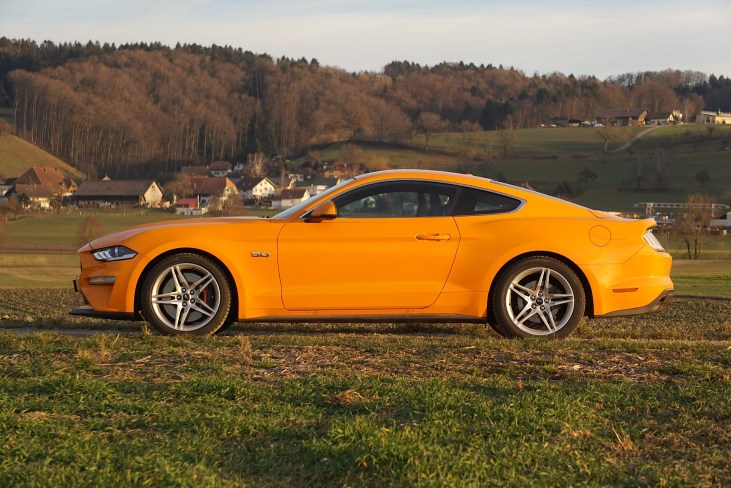 @Ford Mustang - 2