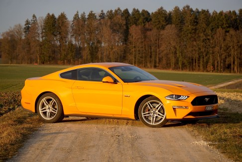 @Ford Mustang - 6