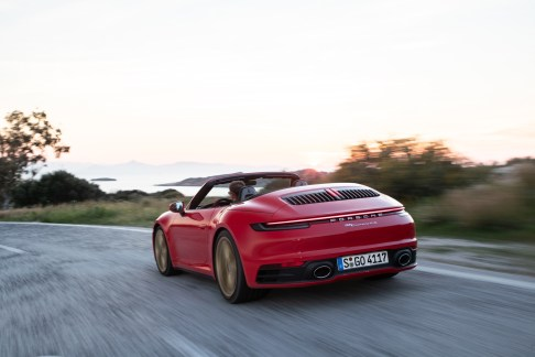 @Porsche 911 Cabriolet - 9
