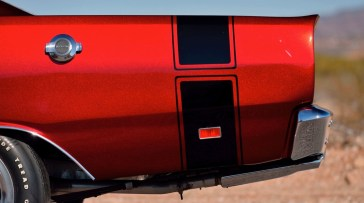 @1969 DODGE DART SWINGER CONCEPT CAR - 13