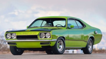 @1970 PLYMOUTH DUSTER RAPID TRANSIT - 1