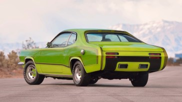@1970 PLYMOUTH DUSTER RAPID TRANSIT - 13