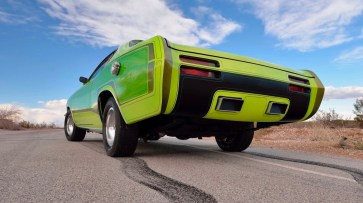 @1970 PLYMOUTH DUSTER RAPID TRANSIT - 16