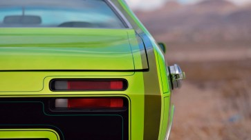 @1970 PLYMOUTH DUSTER RAPID TRANSIT - 19