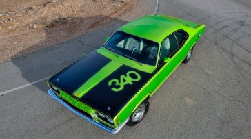 @1970 PLYMOUTH DUSTER RAPID TRANSIT - 20